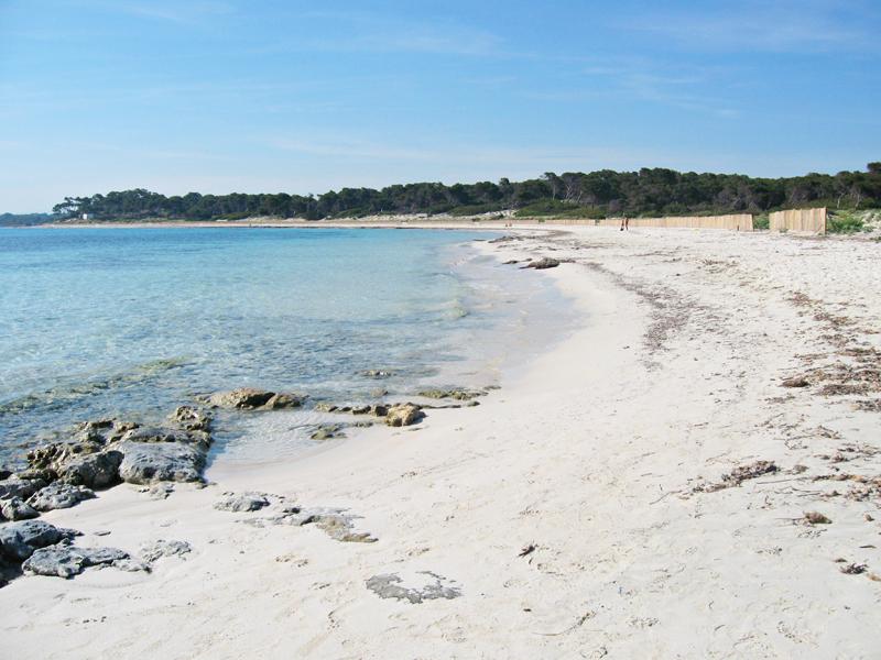 Colònia Sant Jordi - Beach, Strand, Playa Es Carbó